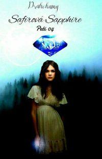 Drahokamy: Safírová Sapphire cover