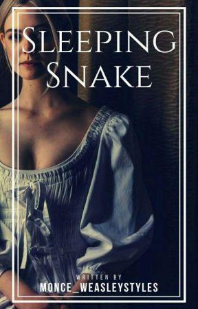 Sleeping Snake.[Tom Riddle,Voldemort] by moncxjholl