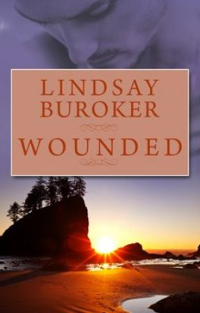 Wounded (a mystery and a sweet romance) by LindsayBuroker