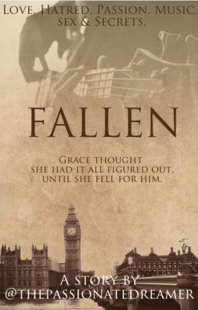 FALLEN    **editing** by thePassionateDreamer