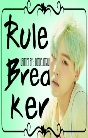 Rule Breaker || Min Yoon Gi by dandelionjuice_