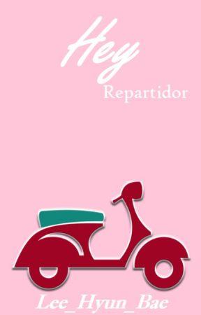 Hey, Repartidor by Lee_Hyun_Bae