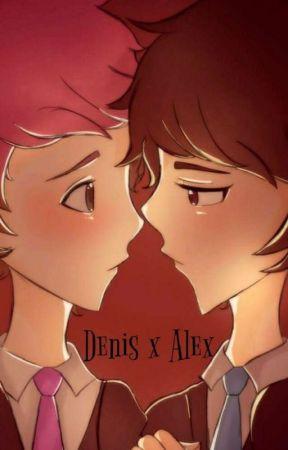 Denis x Alex by watakashe