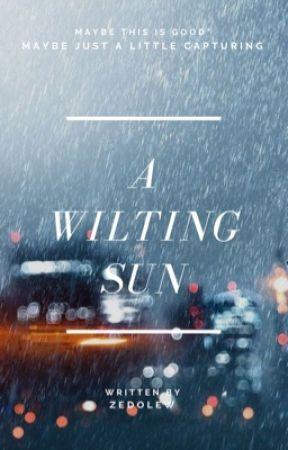 a wilting sun by zedolew