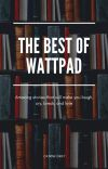 The Best of Wattpad (Books to read) cover