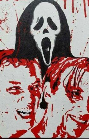 If Looks Could Kill *Billy Loomis/OC/Stu Macher* by Twiggy_Girl