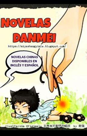 Información sobre novelas chinas BL (danmei) by Siboney69