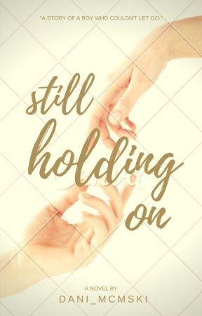 Still Holding On   k.th x l.mn x j.jk   by DanielleMarieManalo4