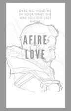 Afire Love- Paladin Danse x Reader (COMPLETE) by justdanse