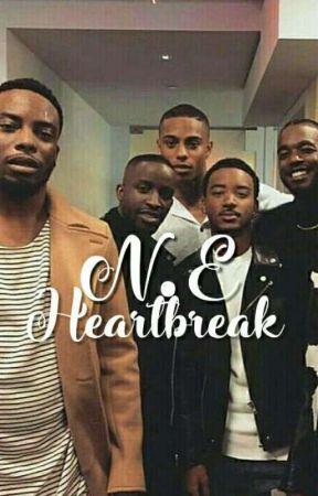 N.E Heartbreak (New Edition Story Cast Preferences💝) by inspiringlola
