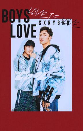 男子的愛 + BOYS LOVE by sxrrybro
