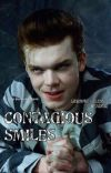Contagious Smiles [ Jerome Valeska x Reader ] PART 1 cover