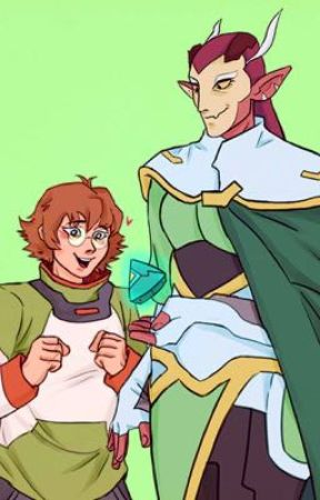 Pidge x reader one shots by SmolMelowPaladin