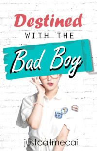 Destined with the Bad Boy cover