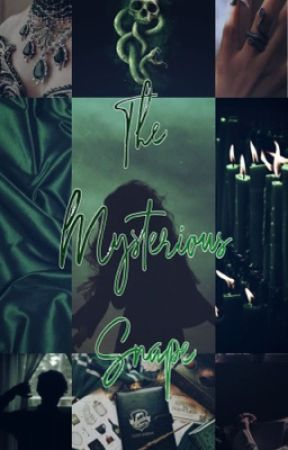 The Mysterious Snape  (The Mysterious Potter Sequel ) by Xiu_Minnie_99