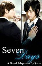 Seven Days, A Novel Adaptation (boyxboy) by Raian8