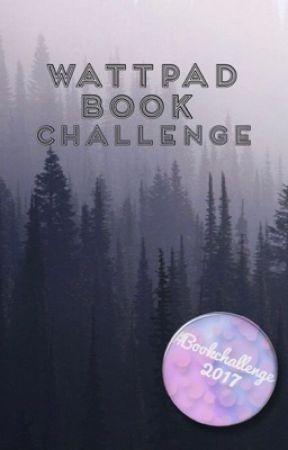 BOOK CHALLENGE~ by Thewanderer03