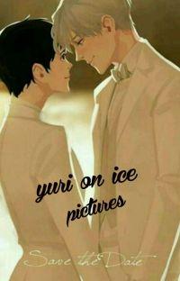 Yuri on ice (Book 1) cover