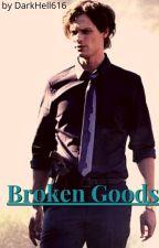 Broken Goods - Criminal Minds - Spencer Reid by DarkHell616