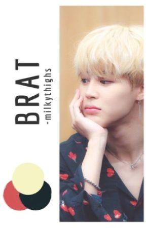 brat [jimin] by -MILKYTHIGHS