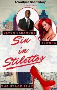 Sin In Stilettos [COMPLETED] cover