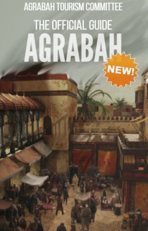 The Official Guide to Agrabah by Ghoulbahar