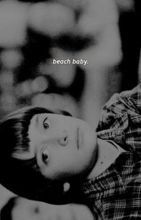 beach baby. ( FILLIE ) by velveteen-