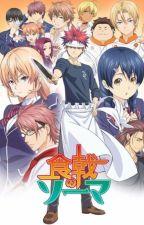 Top 20 Favorite Characters in Shokugeki no Souma. by SoraiaYaoiFan