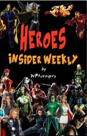 Heroes Insider Weekly by WPAvengers