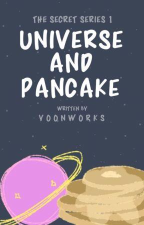 universe and pancake by Yoonworks