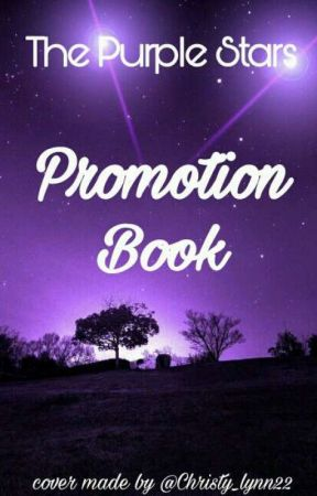 The Purple Stars: Promotion Book by the_purple_stars