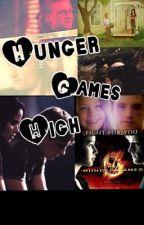Hunger Games High (An Everlark Story) by PurpleJK12