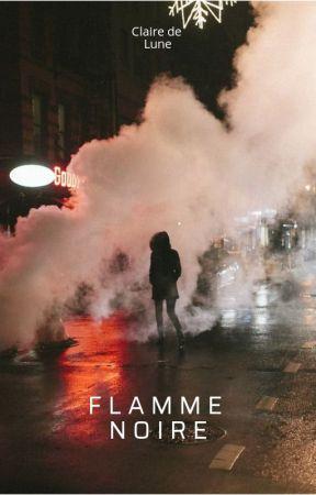 Flamme Noire by O_Claire_de_la_lune