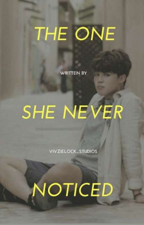 The One She Never Noticed || Park Jimin || by Vivzielock_studios