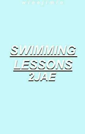 swimming lessons ♂ 2jae by winejimin