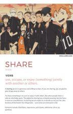 Share ➳ Haikyuu!! by smallmegane