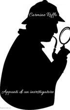 Appunti di un investigatore by user71787465