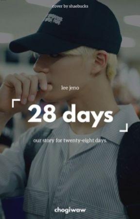 28 Days -Lee Jeno by chogiwaw