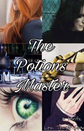 The Potions Master by LexiTempleSparks