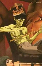 The Green Man with the Bass Guitar- Murdoc X Reader by SushiCat2806
