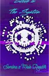 Glitch in the system Sombra x Male Reader cover