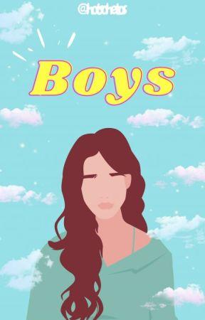 Boys  by hotschetos
