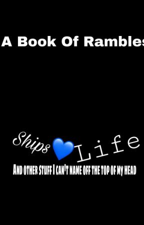 A Book Of Rambles by _TheMidnightWolf_