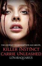 Killer Instinct: Carrie Unleashed by LunarAquarius