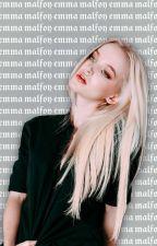 Emma Malfoy by reidsmood