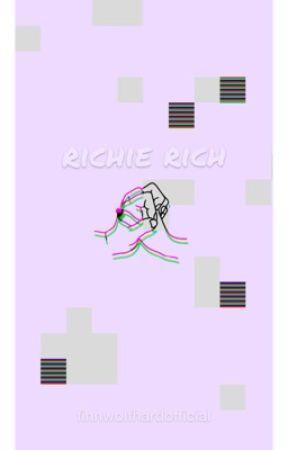 """""""richie rich"""" / richie tozier (fwolfhard) by finnwoIfhardofficiaI"""