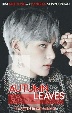 [Autumn Leaves] ; Assassin Kim Taehyung by Mellninchi