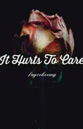 It hurts to care. by Radical_ly