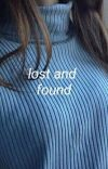 lost and found | it chapter one | 2017 cover