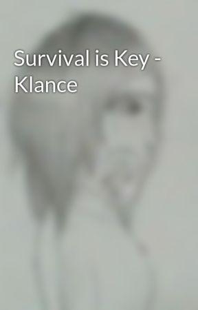 Survival is Key - Klance by AsuRose